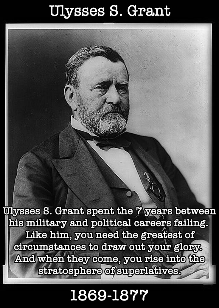 Presidential Compliments: Ulysses Grant