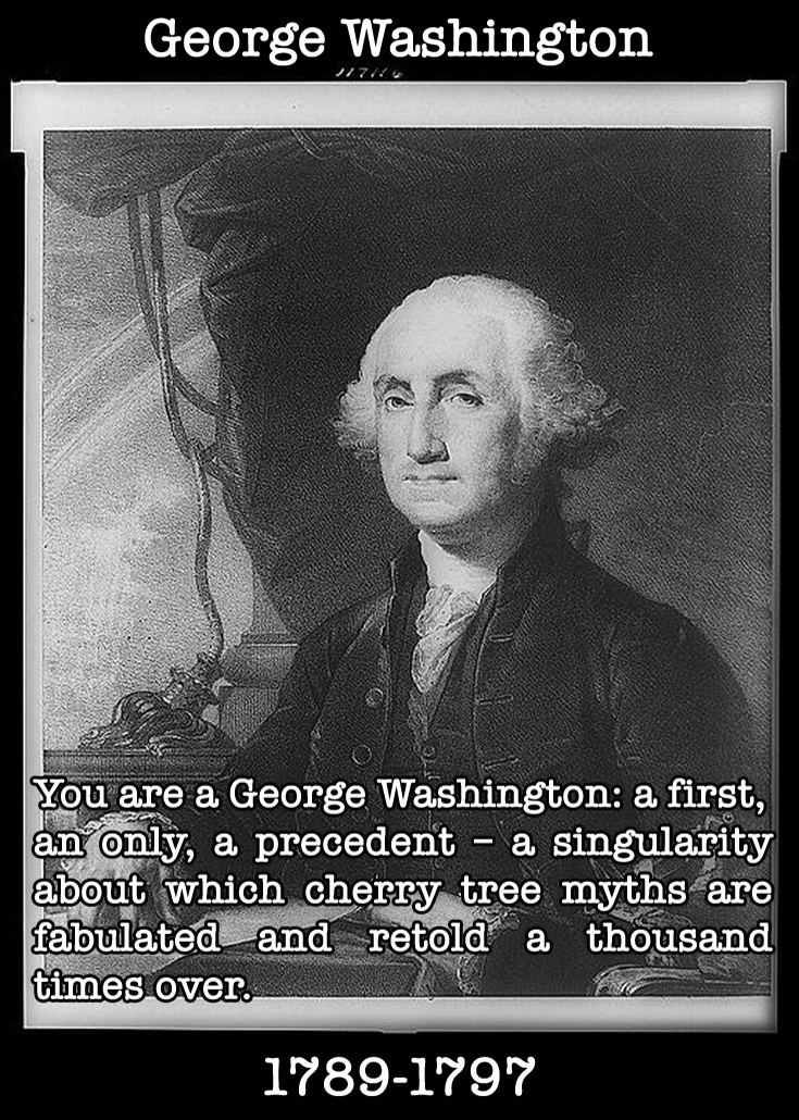 Presidential Compliments: George Washington