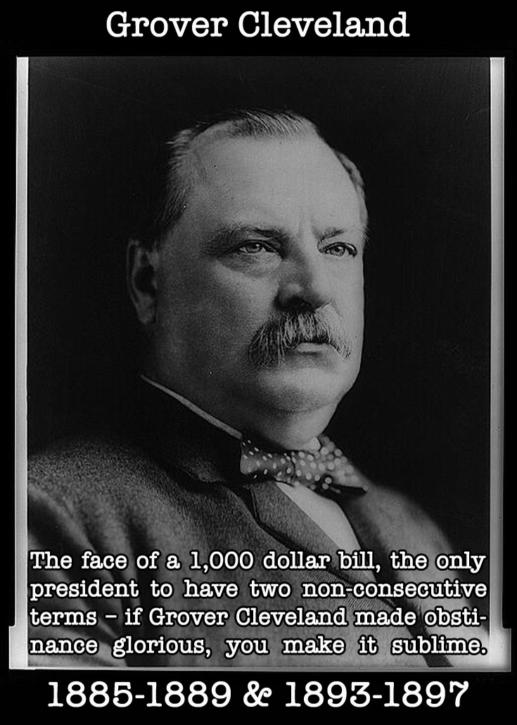 Presidential Compliments: Grover Cleveland