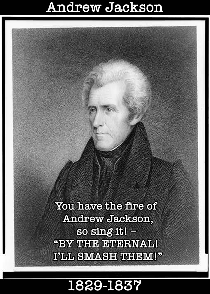 Presidential Compliments: Andrew Jackson