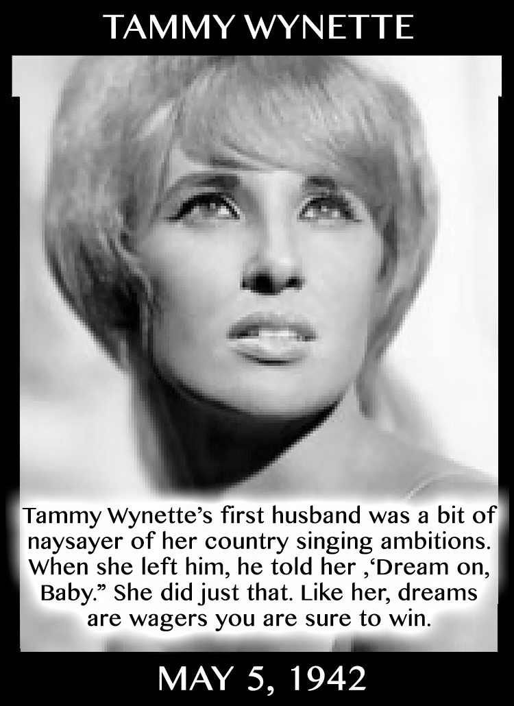 Taurean Compliments: Tammy Wynette