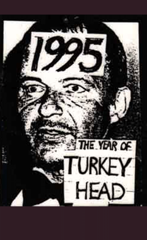 2017 The Year of Turkey Head