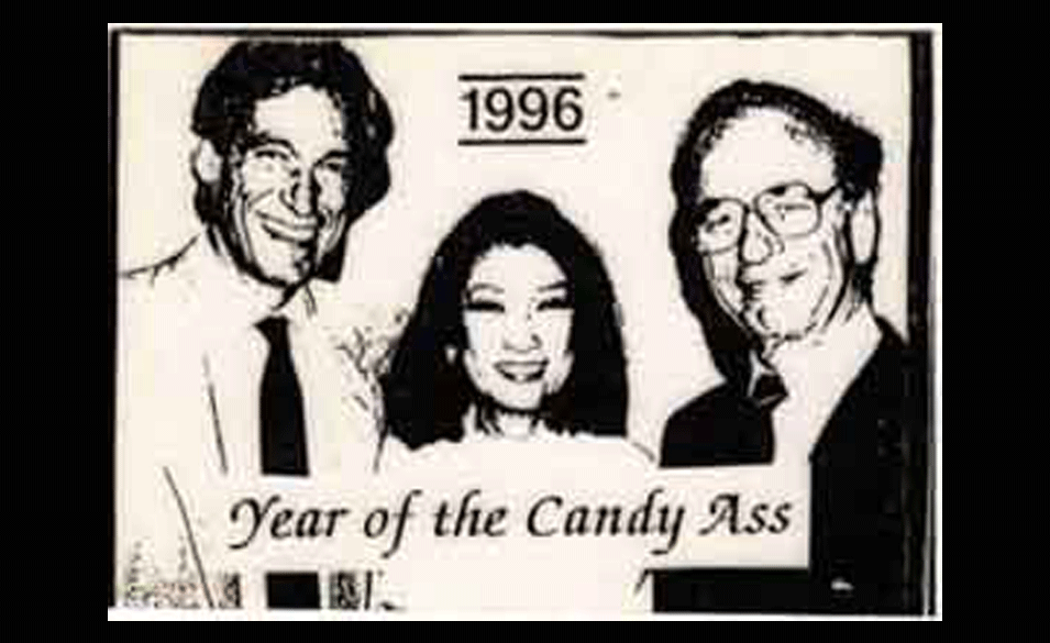 1996 The Year of The Candy Ass