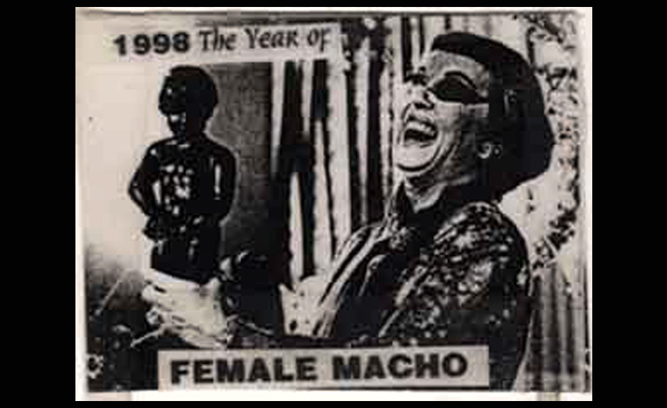 1998 The Year of Female Macho