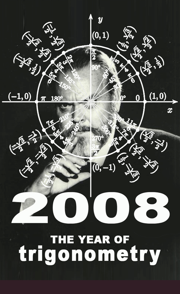 2008 The Year of Trigonometry
