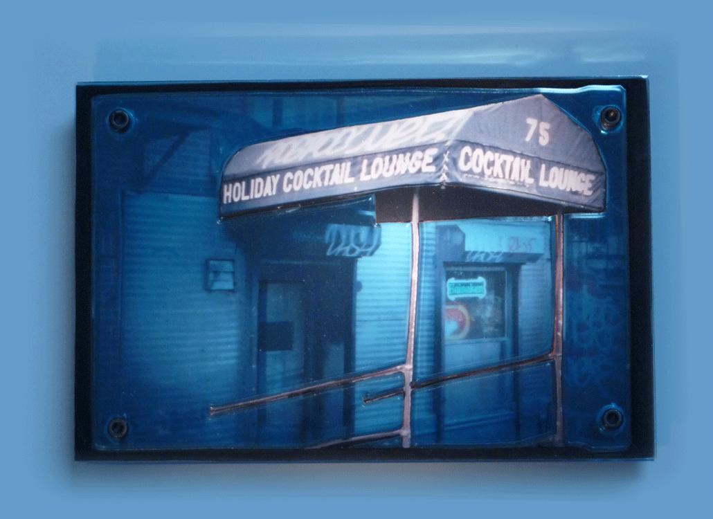 Tiny Windows NYC: The Holiday