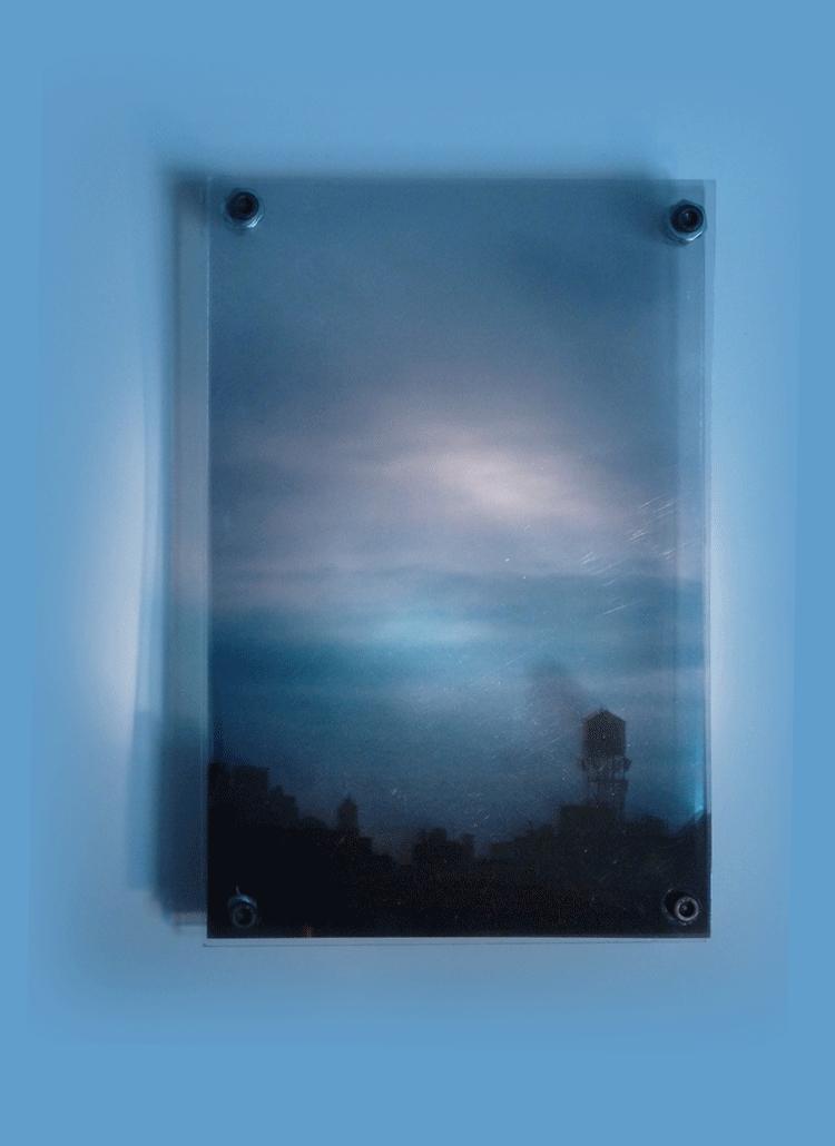Tiny Windows NYC: Watertower