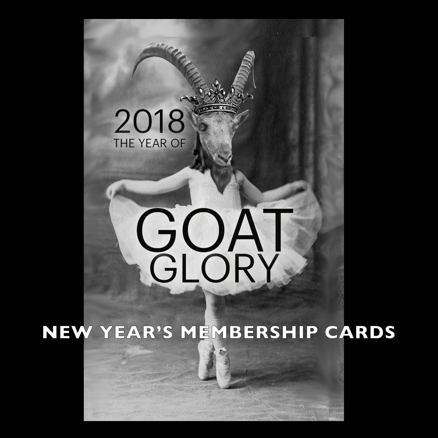 New Years Membership Cards